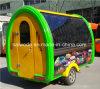 Petite offre mobile de chariot de nourriture