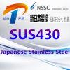 SUS430 de het vrije Scherpe Blad van het Roestvrij staal/Leverancier van China van de Pijp/van de Staaf