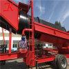 Goldwaschende Pflanzenmaschine der hohen Kapazitäts-100-150t für Verkauf