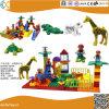 子供のためのプラスチック教育おもちゃの煉瓦