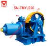 エレベーターによって連動させられる機械SnYj220 (1000-2000KG、1.0~1.5m/s)