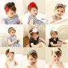 신생을%s 꽃 아기 및 신생 소녀 머리띠, 신축성이 있는 Hairbands, 유아 및 아이들