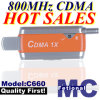 CDMA 2000 1X USBの変復調装置
