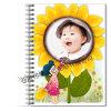 Cuaderno de Ppcover, cuaderno espiral (WC-A089)