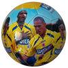 Soccer Ball, 32panels, PVC, Machine-Stitching, Photo Printing (B01301)