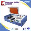 macchina per incidere del laser del CO2 40W per legno, acrilico, cuoio, pietra