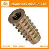 Fabriqué en Chine Lok Hex-Flush l'écrou de zinc insert fileté