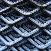Ampliado de aluminio galvanizado de malla de alambre caliente