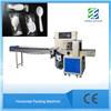China-automatisches Nahrungsmittelvakuumgrosses Kuchen-Brot-horizontale Kissen-Hersteller-Fluss-Verpackungsmaschine