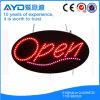 Rectángulo abierto oval de la muestra de la protección del medio ambiente LED de Hidly