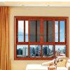 Heißer Verkaufs-thermischer Bruch-schiebendes Aluminiumfenster mit Bildschirm (FT-W85/132)