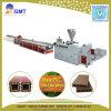 Máquina al Aire Libre Compuesta de Madera Plástica de la Protuberancia del Suelo del Decking de WPC PVC+PP