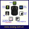 WiFi / Bluetooth / 4G / 3G / GPS câmara junto ao corpo de polícia com visão nocturna com infravermelhos