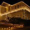 luzes ao ar livre do sincelo do diodo emissor de luz do Natal da decoração do partido 110V