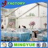 Tienda transparente del acontecimiento de la tela grande del PVC para el banquete de boda al aire libre
