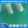 Grüner Monotyp Gewächshaussun-Farbton-Plastiknetz