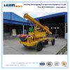 La construction de routes statiques de pression hydraulique Pile Driver