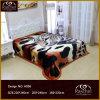 2ply Couverture de 100 % polyester avec Korean Raschel qualité pour le Pakistan