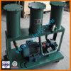 Filtros de petróleo portátil do purificador de petróleo da filtragem do purificador de petróleo/três estágio/aço de carbono