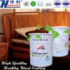 Huaxuan PU 공기 청결한 광택이 없는 명확한 최고 외투 나무로 되는 가구 페인트