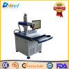 30W станок для лазерной маркировки волокон из нержавеющей стали для линейки продажи