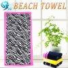 工場直接印刷されたビーチタオル
