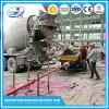 Misturador concreto móvel com bomba