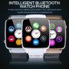 2016 جديدة يطوّر [بلوتووث] ساعة هاتف مع يحنى شامة ([إكس6])