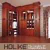 Guardarropa antiguo de madera sólida con alta calidad