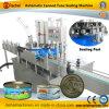 Автоматическая машина для запечатывания Консервированные продукты