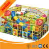 Plastic Soft Play Indoor Playground Equipment Kids Naughty Castle