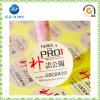 Étiquette des aliments auto-adhésive de Peper de ventes en gros (JP-s007)