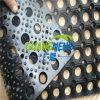 Ermüdungsfreie Matte, Lieferungs-Plattform-Gummimattenstoff, Öl-Widerstand-Gummimatte, antistatische Innengummimatte, antibakterielle Fußboden-Matte