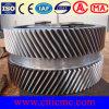 高品質の鋳造鋼鉄帯ギヤ