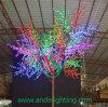 Diodo emissor de luz colorido Tree Light para Christmas