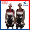 Платья Netball повелительниц сублимации одежды цены Healong дешевые для сбывания