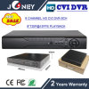 HDMI 8 Channel HD Cvi DVR 8CH 720p Support 3G WiFi