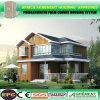 가벼운 강철 유리제 강철 모듈 조립식 홈은 Prefabricated 집을 디자인한다