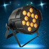 Het goedkope Licht Van uitstekende kwaliteit van de Stroboscoop 12X18W Rgabwuv van de Prijs