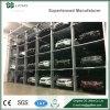 3 или 4 этажах гидравлический подъем автомобиля многоуровневая система укладки Автостоянка / автомобильной системы хранения данных