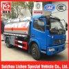 Type 8 van dieselmotor Cbm de Vrachtwagen van de Tanker van de Brandstof