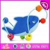 Brandnew деревянный комплект игрушки шарика 2015, отбортовывает деревянную игрушку установленную для младенца, претендует игрушку W11b077 игры деревянную установленное шариками