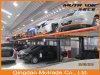 Подъем стоянкы автомобилей штабелеукладчика столба гаража 2 франтовской