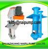 150 Zjl Vertical Slurry Drainage Sump Pump와 Spare Parts
