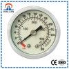 1.5 Zentralmontage, Weiß lackierter Stahl Fall, PC-Objektiv, 30 kg, PT1 / 8, Medizinische Manometer