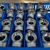 Kontaktbuchse-Schweißungs-Anschluss 316L schmiedete gleiches T-Stück