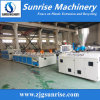 Gute Qualitäts-Belüftung-Plastikvorstand-Wand-Strangpresßling-Produktionszweig