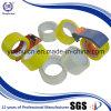 6rolls Band van de Verpakking van het Karton van het pak de Verzegelende Geelachtige