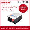 Inversor solar puro de la onda de seno con el regulador solar Ssp3115c 1000-10000va de la carga de MPPT