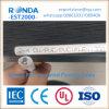 câble de fil électrique isolé par PVC de cuivre de faisceau